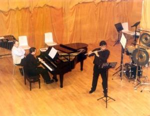 Marco Antonio Perez Prados (Flauta), Duncan Gifford (Piano)