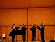 Concierto Cuarteto Cavatina